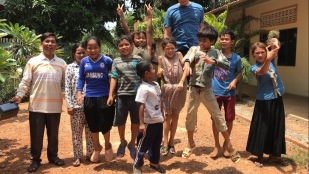 Les enfants de Battambang - 15 jours