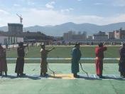 Naadam et concours du tir à l'arc