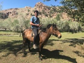 Tour a cheval dans l'Arkhangai