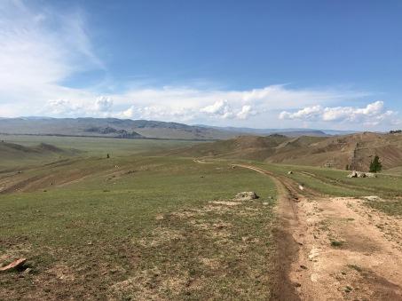 Magnifique visite des steppes mongoles