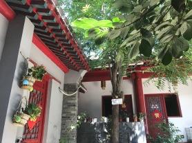 Un petit hotel charmand a Pékin