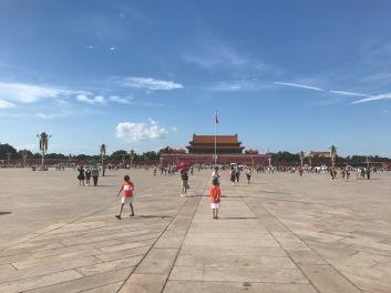 Place Tiananmen photo connue