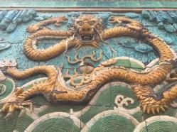 Un des neuf fils du Dragon de la Cité Interdite