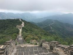 Sejour sur la Grande Muraille de Chine