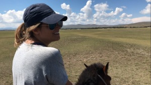 Un tour a cheval en Mongolie en Juillet