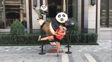 Kung Fu Panda a Pékin