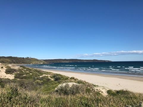 La plage sauvage de Jervis Bay