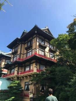 Le Fujiya Hotel